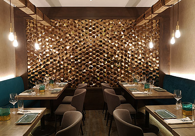 private dining experience, luxurious restaurant